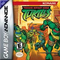 Teenage Mutant Ninja Turtles (GBA)