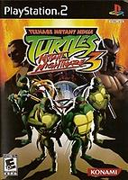 TMNT 3 Mutant Nightmare (PS2)