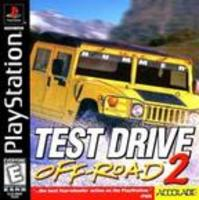 Test Drive Off Road 2 (PSX)