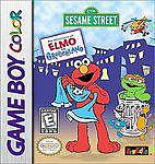 The Adventures of Elmo in Grouchland (Gameboy Color)