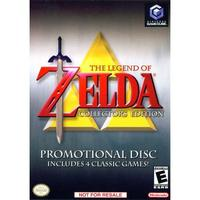 The Legend of Zelda: Collectors Edition (Gamecube)