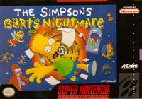The Simpson's Bart's Nightmare (SNES)