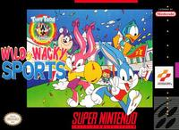 Tiny Toon Adventures : Wacky Sports Challenge (SNES)