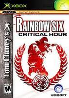 Rainbow Six Critical Hour (Xbox)