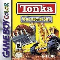 Tonka Construction Site (Gameboy Color)