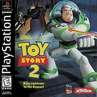 Toy Story 2 (Sony Playstation)