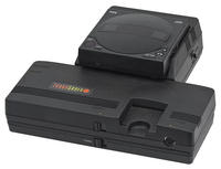 Turbo Grafx 16 CD System