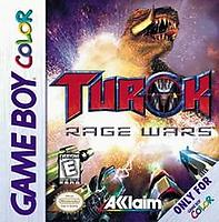 Turok Rage Wars (Gameboy Color)