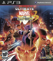 Ultimate Marvel vs Capcom 3 (PlayStation 3)