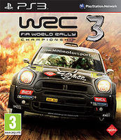 WRC 3 FIA World Rally Championship 2012 (PlayStation 3)