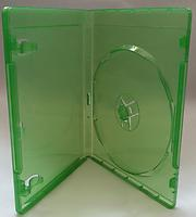 Xbox One Translucent Green 12MM Replacement Game Case