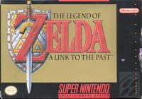 The Legend of Zelda :  A Link To The past (SNES)