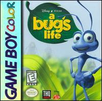 A Bug's Life (Gameboy Color)