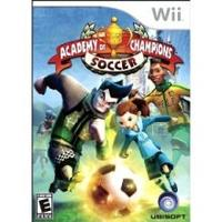 Academy of Champions: Soccer (Wii)