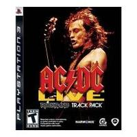 AC/DC Live: Rock Band Track Pack (PS3)