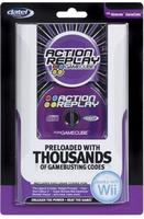 Datel Action Replay for Nintendo Gamecube Cheat Codes