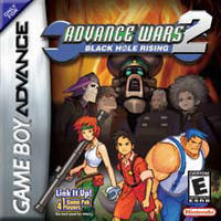 Advance Wars 2: Black Hole Rising (GBA)