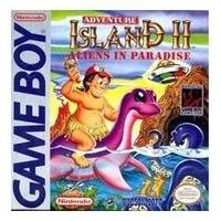 Adventure Island II: Aliens in Paradise (GAMEBOY)