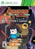 Adventure Time Dungeon I Don't Know (360)