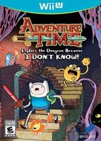 Adventure Time: Explore the Dungeon Because I Don't Know! (Wii U)