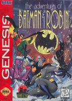 Adventures of Batman & Robin (Genesis)