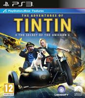 Adventures of Tintin: The Game (PS3)