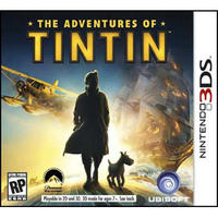 Adventures of Tintin: The Game (3DS)