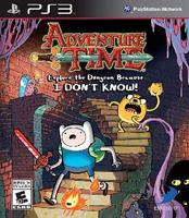 Adventure Time Dungeon I Don't Know (PS3)