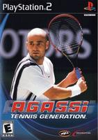 Agassi Tennis Generation (PS2)