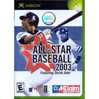 All Star Baseball 2003 (Xbox)