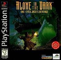 Alone in the Dark One-Eyed Jack's Revenge (PSX)