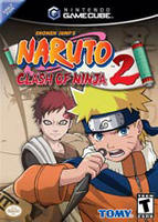 Naruto : Clash of Ninja 2 (Gamecube)