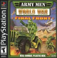 Army Men World War Final Front (PSX)