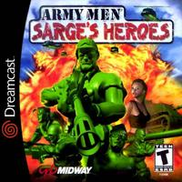 Army Men Sarge's Heroes [Sega Dreamcast Game]