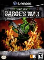 Army Men Sarge's War (Gamecube)