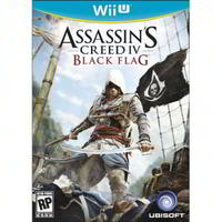 Assassin's Creed IV Black Flag (Wii U)