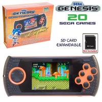 ATGames Gopher Handheld with 20 built-in SEGA games and SD Slot