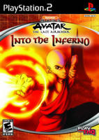 Avatar - The Last Airbender: Into the Inferno (PS2)