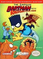 Bartman Meets Radioactive Man (NES)
