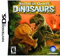 Battle of Giants: Dinosaurs (NDS)