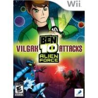 Ben 10: Alien Force Vilgax Attacks (Wii)