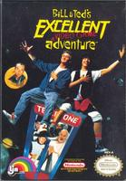 Bill & Ted's Excellent Video Game Adventure (Nintendo)
