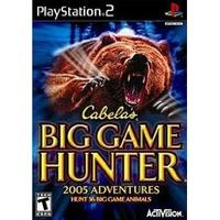 Cabela's Big Game Hunter 2005 (PS2)