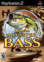 Cabela's Monster Bass (PS2)