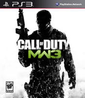 Call of Duty Modern Warfare 3 (Playstation 3)