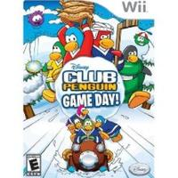 Club Penguin Game Day! (Wii)