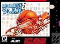 College Slam (SNES)