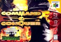 Command and Conquer (N64)