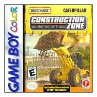 Matchbox Caterpillar Construction Zone (GBC)