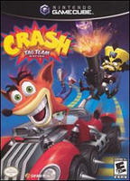 Crash Tag Team Racing (Gamecube)